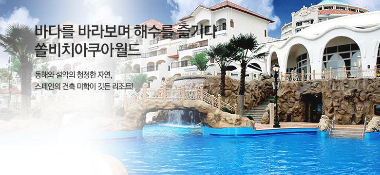 대명 쏠비치 아쿠아월드