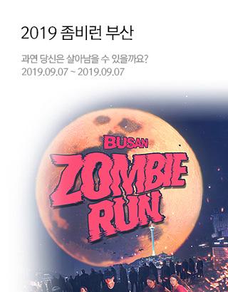 2019 좀비런 부산