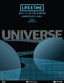 라이프 앤 타임 단독콘서트 [UNIVERSE]