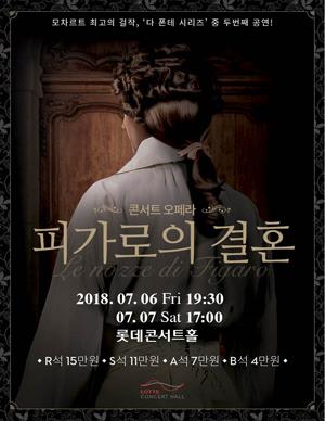 콘서트 오페라 <피가로의 결혼>