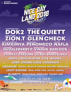 NICE DAY LAND 2018