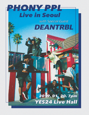 Phony PPL Live in Seoul
