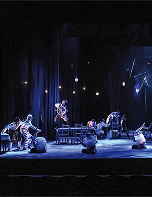 쉽게 보는 셰익스피어 시리즈-가족음악극 <템페스트>