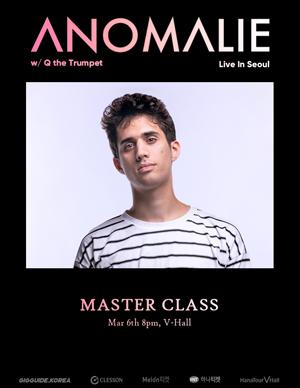 Anomalie Master Class