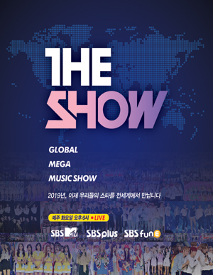 2019 K-WORLD FESTA [SBS MTV THE SHOW]