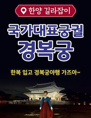 경복궁 궁궐야행
